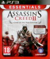 Assassin´s Creed II Game of the Year Edition (PS3) použité