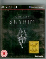The Elder Scrolls V: Skyrim (PS3) použité