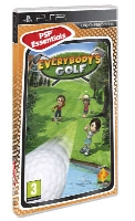 EveryBody´s Golf (PSP) použité
