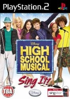 High School Musical: Sing It! (PS2)