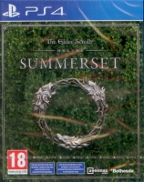 The Elder Scrolls Online: Summerset (PS4)