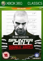 Splinter Cell: Double Agent (X360) použité