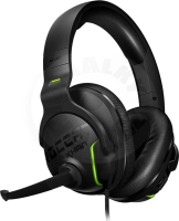 ROCCAT KHAN AIMO 7.1 gaming headphones with microphone, black (PC)