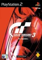 Gran Turismo 3 (PS2) použité