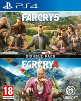 Far Cry 4 + Far Cry 5 Double Pack (PS4)