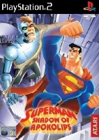 Superman: Shadow of Apokolips (PS2) použité