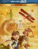 The Little Prince 2D + 3D (BD)