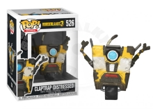 Funko POP Games: Borderlands 3 - Claptrap