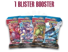 Pokémon - Sword and Shield 5 - Battle Styles - Blister Booster Pack