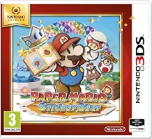 Paper Mario - Sticker Star (3DS)