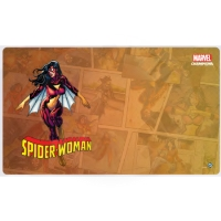 Marvel Champions: Spider-Woman Playmat