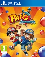 Pang Adventures Buster Edition (PS4)
