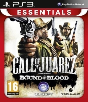 Call of Juarez: Bound in Blood (PS3) použité