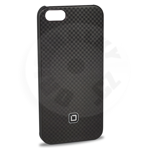 Dicota D30616 - Hard Cover for iPhone 5 and iPhone 5S - black