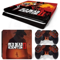 Polep na konzoli SLIM - Red Dead Redemption 2 (PS4)