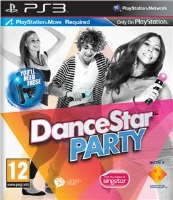 DanceStar Party (PS3) použité