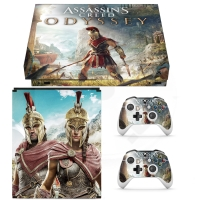 Polep na konzoli Xbox One X - Assassin's Creed Odyssey (XONE)