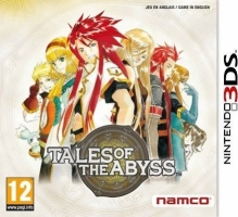 Tales of The Abyss (3DS)