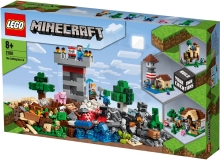 LEGO Minecraft 21161 The Crafting Box 3.0