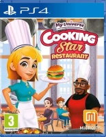 My Universe: Cooking Star Restaurant (PS4)