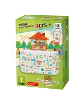 New Nintendo 3DS XL Animal Crossing Happy Home Designer + Card set