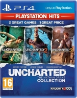 Uncharted The Nathan Drake Collection (PS4) použité