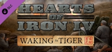 Hearts of Iron IV - Waking the Tiger DLC