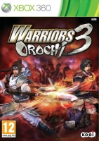 Warriors Orochi 3 (X360)