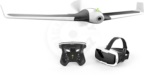 PARROT Disco FPV w Sky-Controller 2 and FPV Glasses