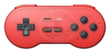 8Bitdo SN30 Bluetooth Gamepad - red (Switch / PC / Mac / Android)