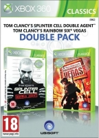 Tom Clancy´s: Splinter Cell: Double Agent + Rainbow Six: Vegas - Double Pack (X360)