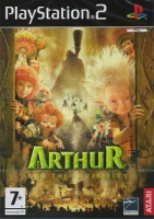 Arthur and the Invisibles (PS2) použité