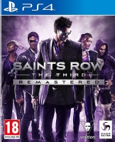 Saints Row: The Third Remastered (PS4)