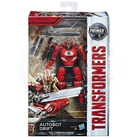 Hasbro Transformers Deluxe TRA MV5 - Autobot Drift
