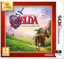 The Legend of Zelda Ocarina of Time 3D (3DS)