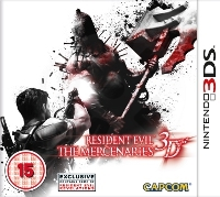 Resident Evil: The Mercenaries 3D (3DS)