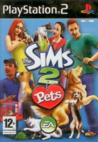 The Sims 2 Pets (PS2) použité
