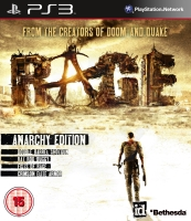 Rage - Anarchy Edition (PS3) použité