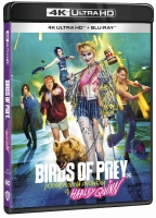 Birds of Prey (And the Fantabulous Emancipation of One Harley Quinn) UHD+BD (BD)