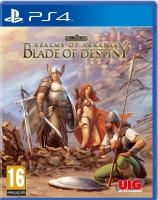 Realms of Arkania - Blade of Destiny (PS4) použité