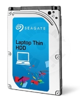 "Seagate Momentus Thin 500GB HDD 2,5"", SATA II, 5400RPM, 16MB (PS3/PC/PS4)"