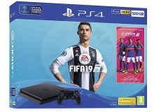 Sony PlayStation 4 Slim 500 GB FIFA 19 ENG bundle