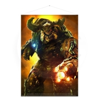 Doom - Cyber Demon - WallScroll