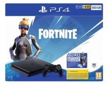 Sony PlayStation 4 Slim 500 GB Fortnite Neo Versa bundle